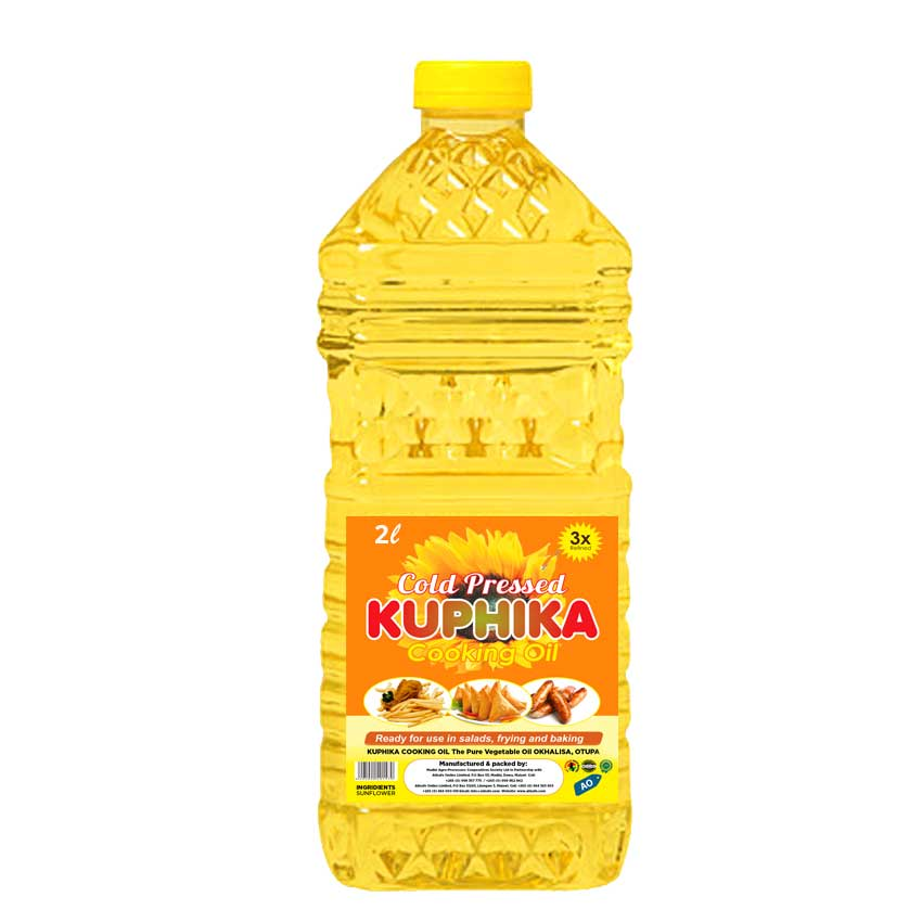 Kuphika Cooking oil